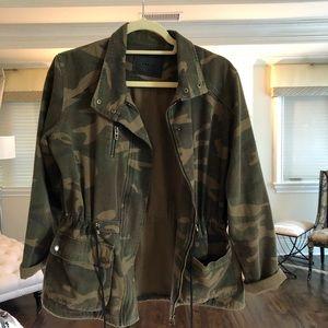 Blank NYC // camo jacket
